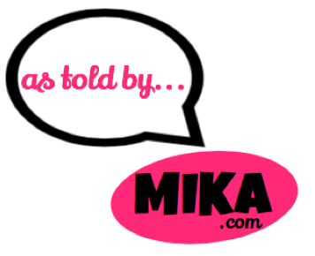 as told by mika logo